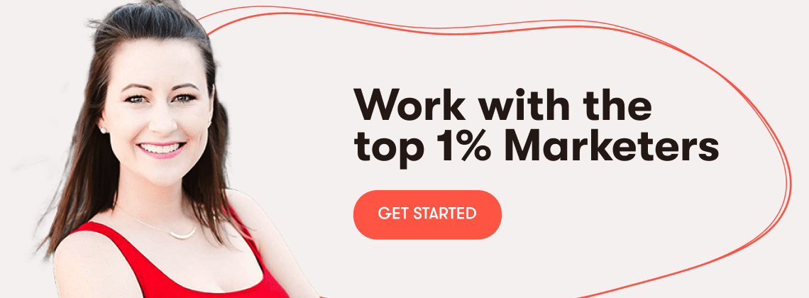 work with the top marketers and agencies