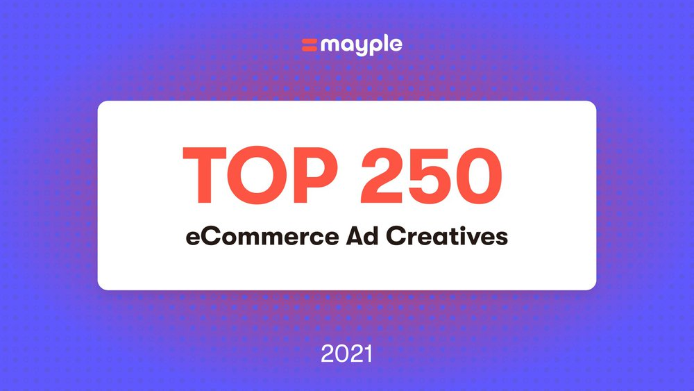 Top eCommerce ad creatives