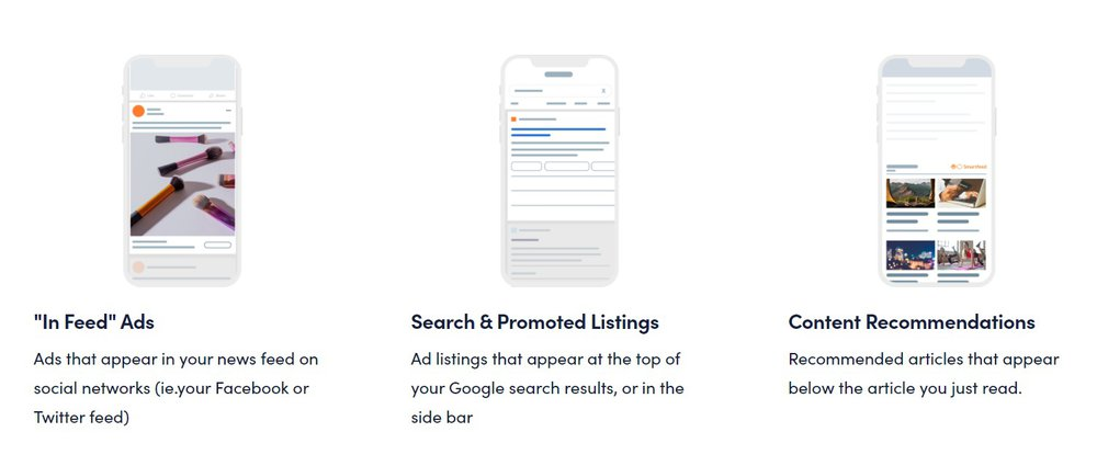 Native Ads for eCommerce