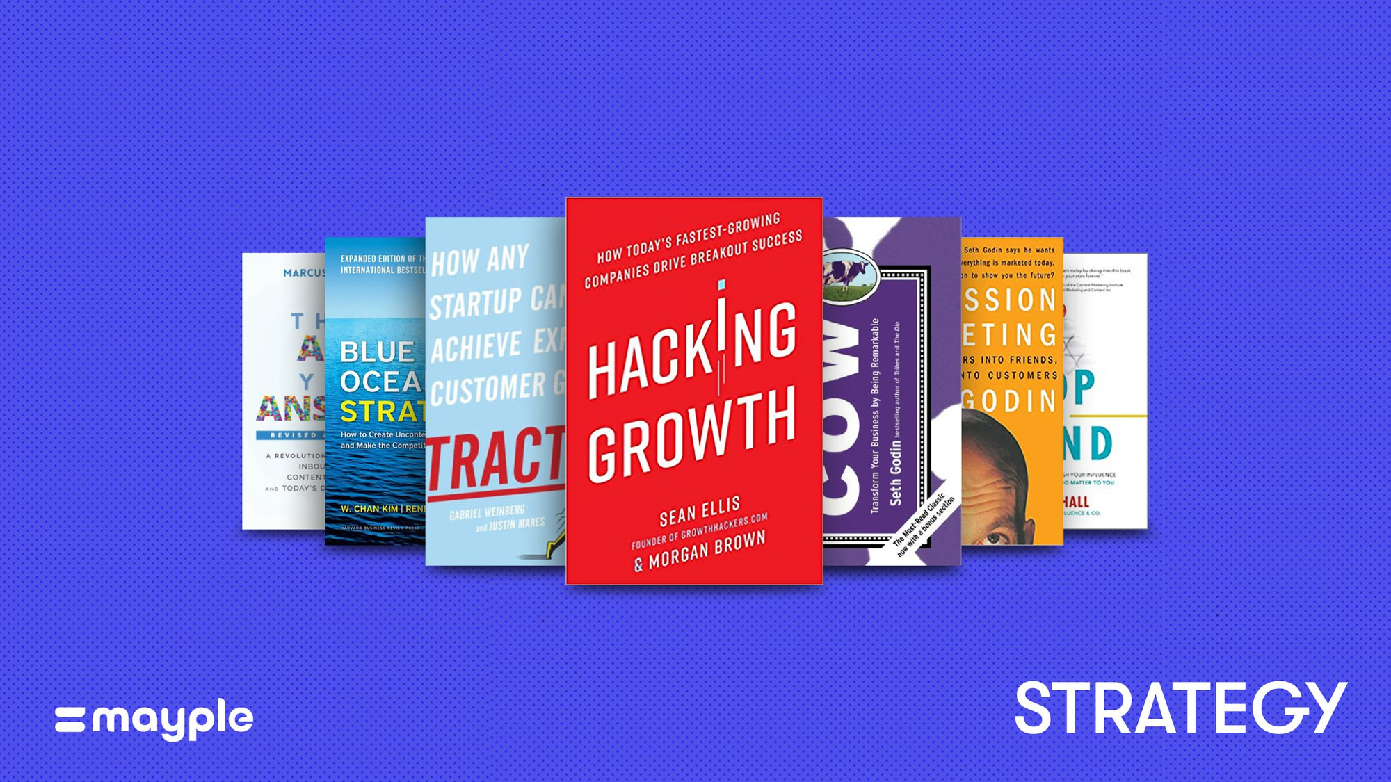 the top marketing strategy books of all time best sellers