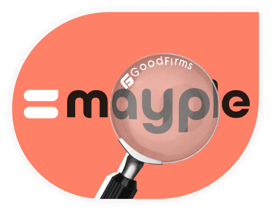 mayple is recognized as a leading marketing platform agency by good firms