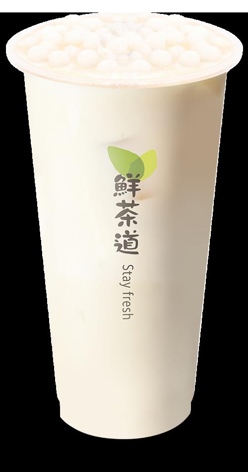 日式玄米奶茶 白色戀人