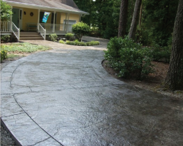 stamped-and-stained-concrete-seamless-slate