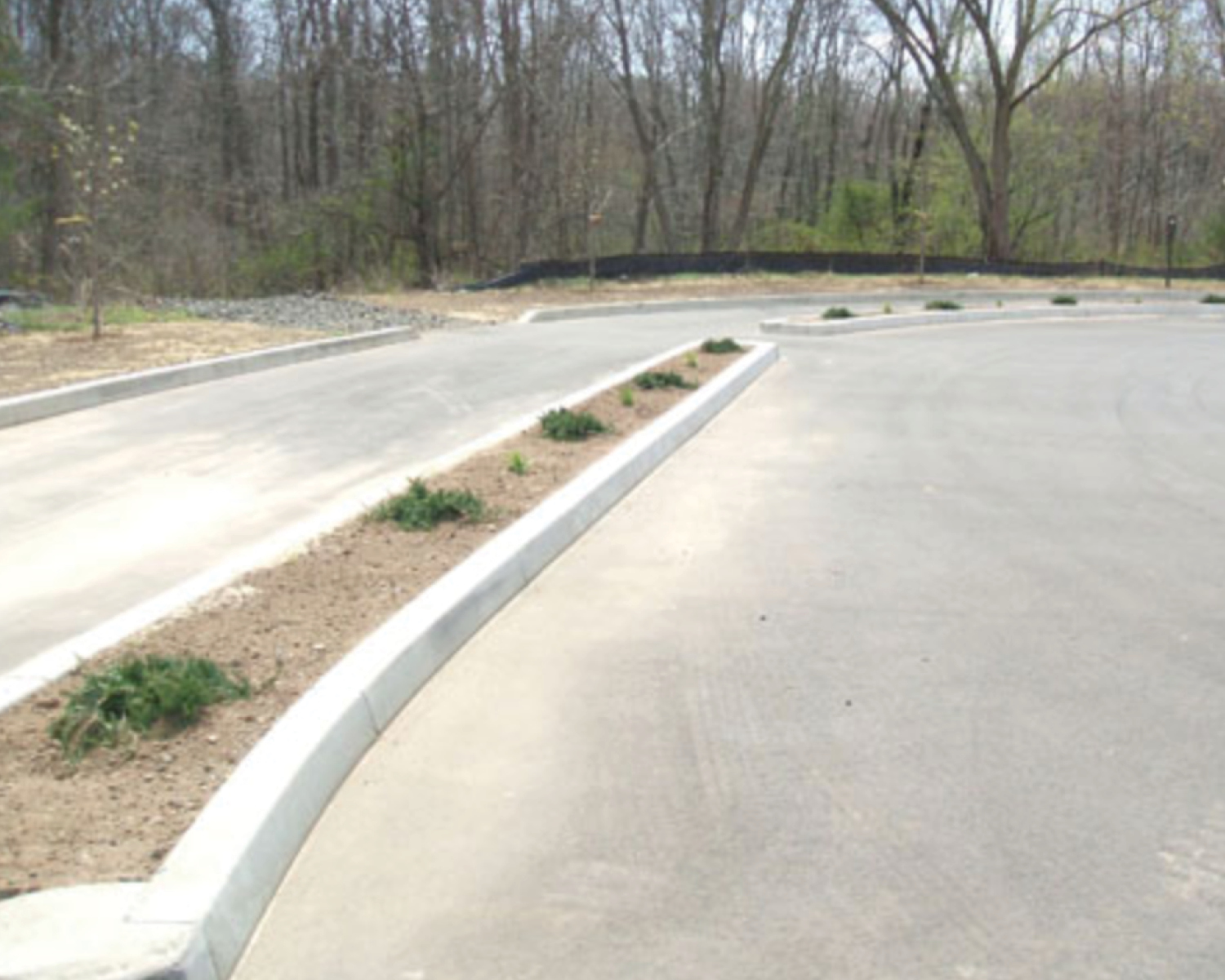 brushed-concrete-curb