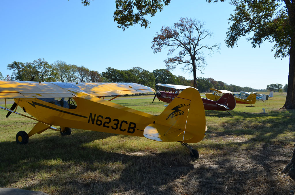 Annual Fly-In at Tailwind Airpark