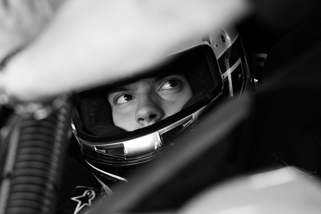 Motorsports driver