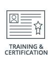 training and certifications