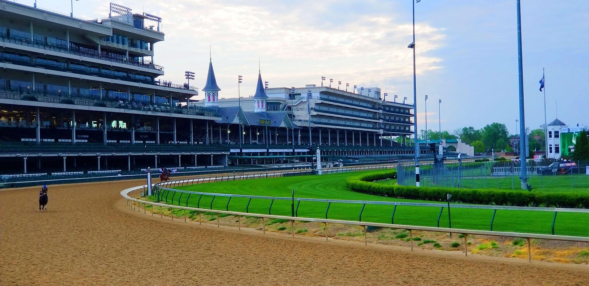 Kentucky Derby Track