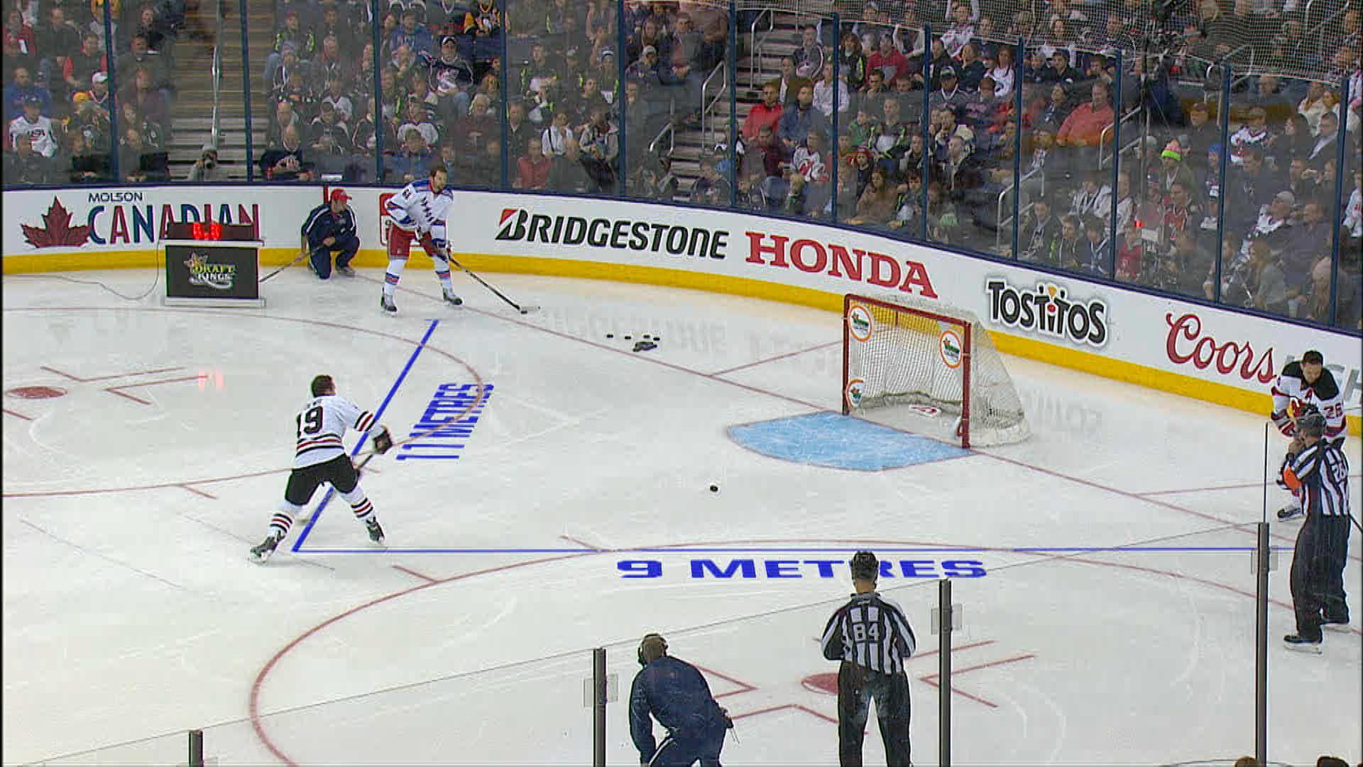 NHL tracking technology