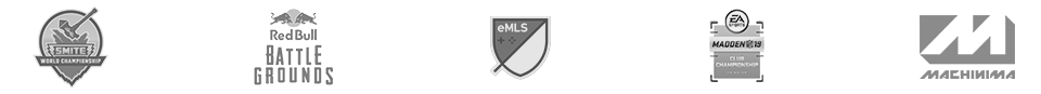 SMT partners with eMLS, Red Bull, Machinima, and EA sports, among others to produce esports events
