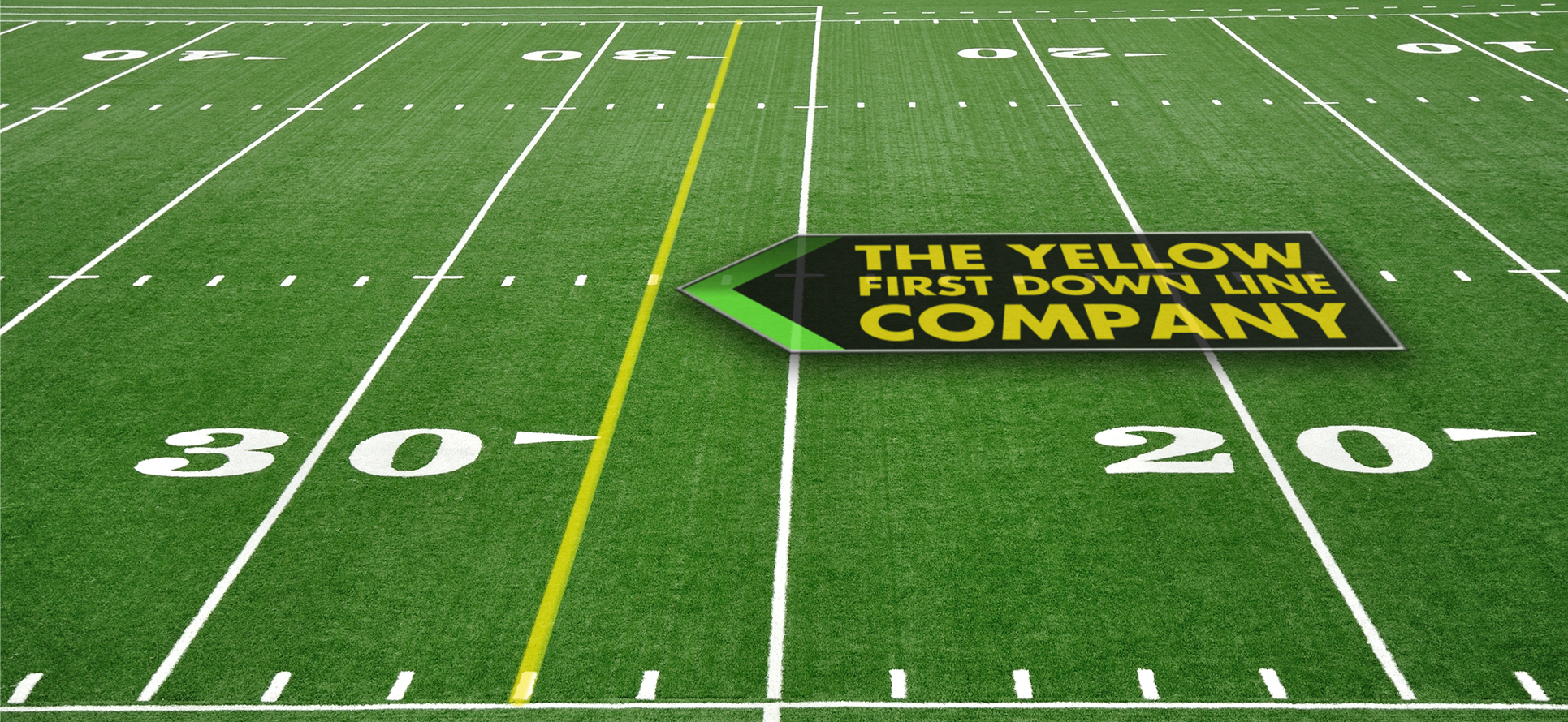 The Yellow First Down Line Company