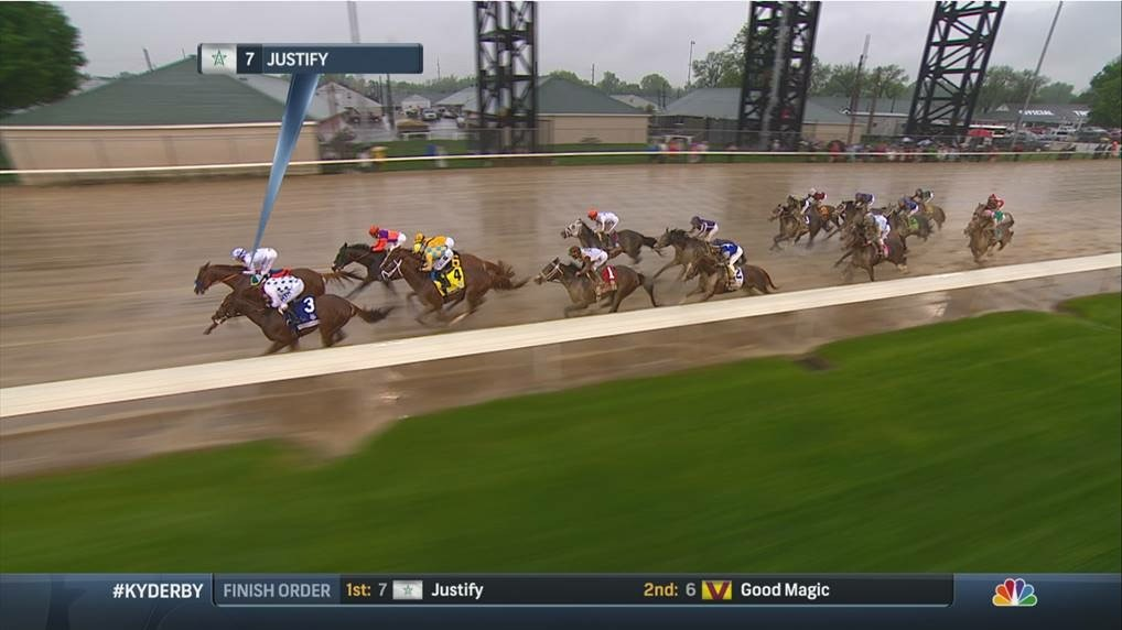 d070f92648 SMT Completes Eighth-Straight Triple Crown Run With NBC Sports at Belmont  Stakes