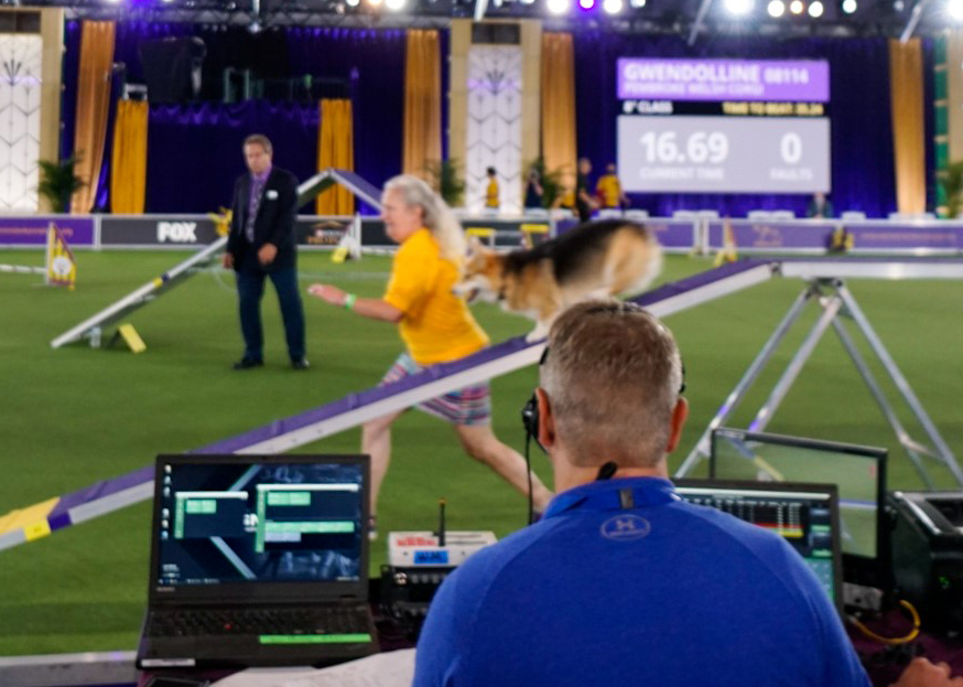 SMT is a part of the first-ever NFL broadcast in 4K HDR