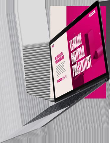 Die Website von der ALVICO Vils AG