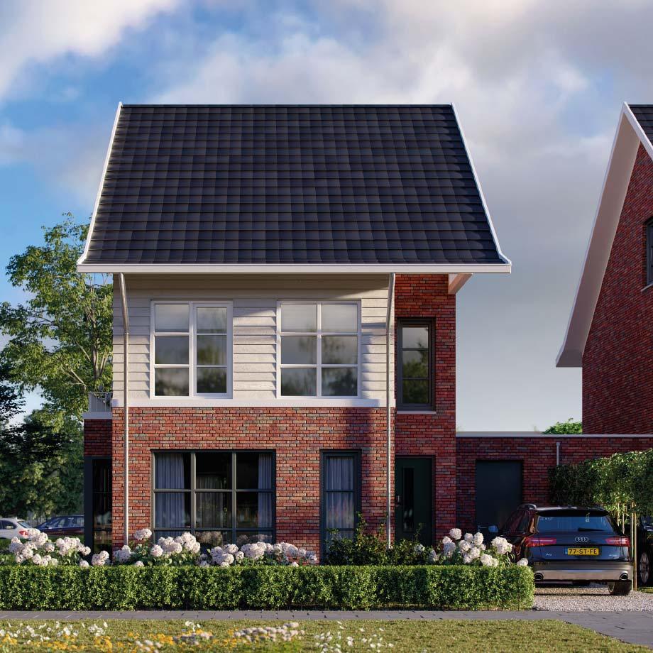 Een ruime woning met veel mogelijkheden tot uitbreiding waardoor deze levensloop bestendig is.