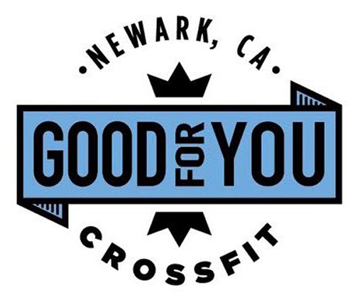 Good For You CrossFit logo