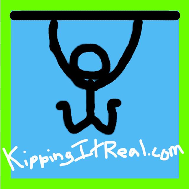 Kipping It Real logo