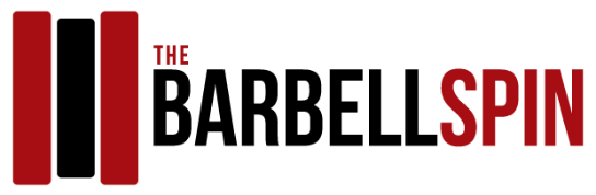The Barbell Spin logo