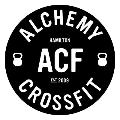 Alchemy CrossFit logo