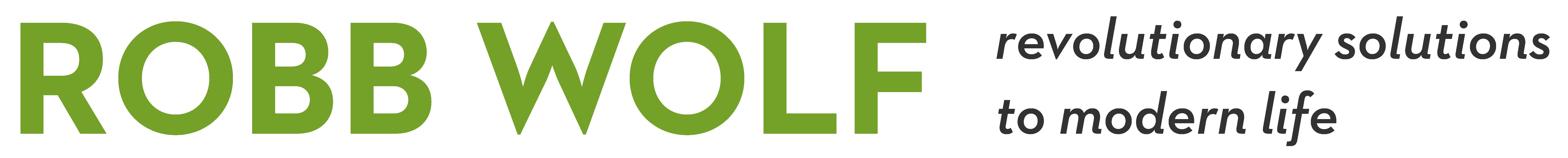 Robb Wolf logo