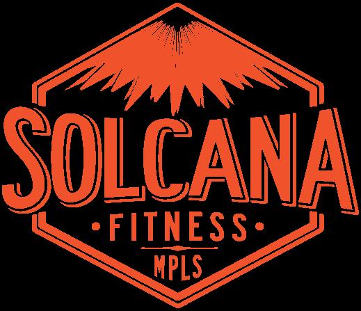 Solcana Fitness logo