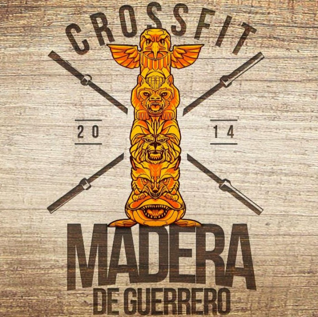 CrossFit Madera de Guerrero Logo