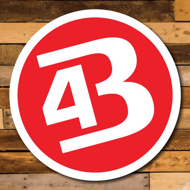 Four Barrel Fitness logo