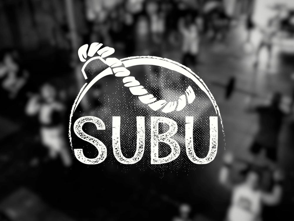 SUBU CrossFit Logo