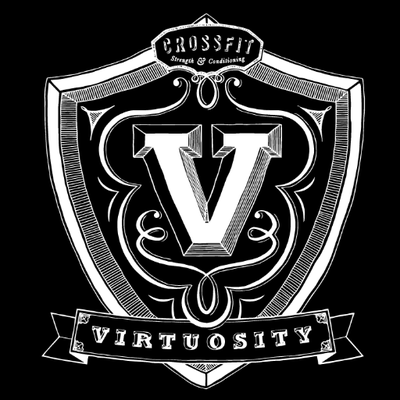 CrossFit Virtuosity Logo