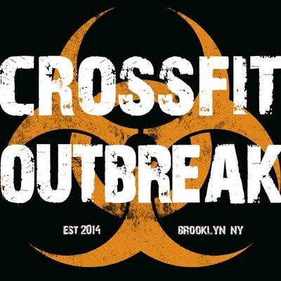 CrossFit Outbreak Logo