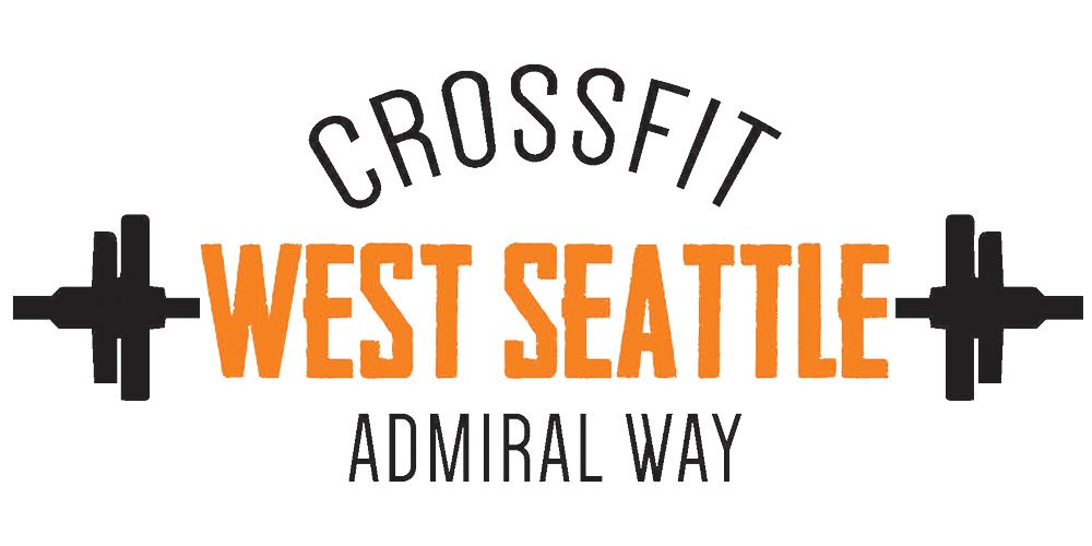 CrossFit West Seattle Logo