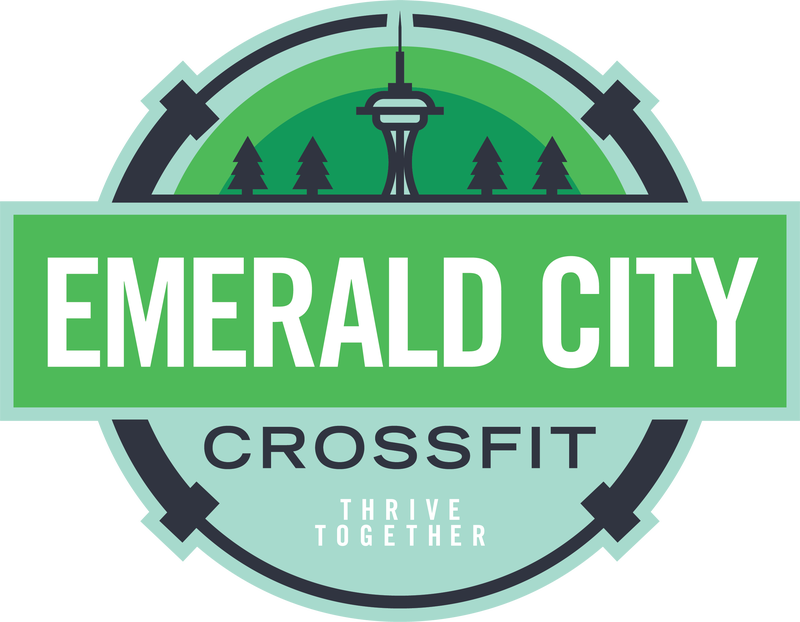 Emerald City CrossFit Logo