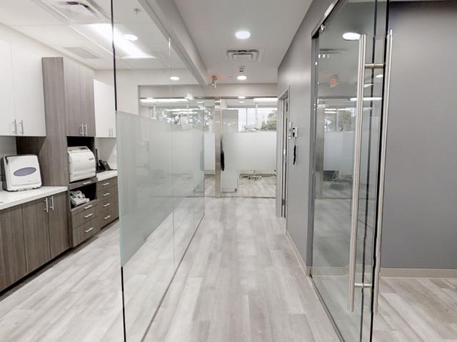 Dr. Cho Irvine, CA - hallway