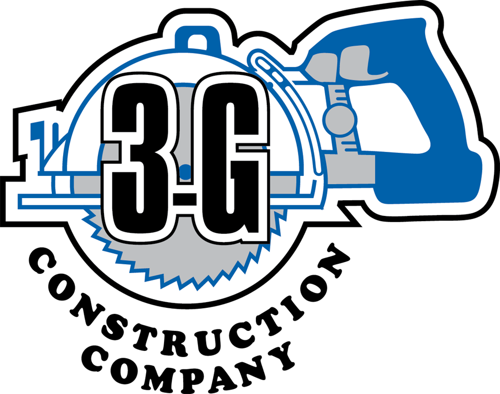 3G Construction Logo