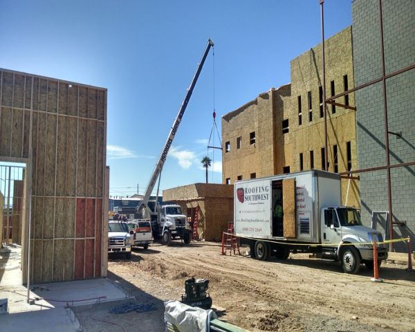 3G Commercial Project