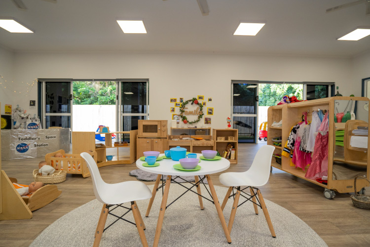 Kids Table and Toy Kitchen
