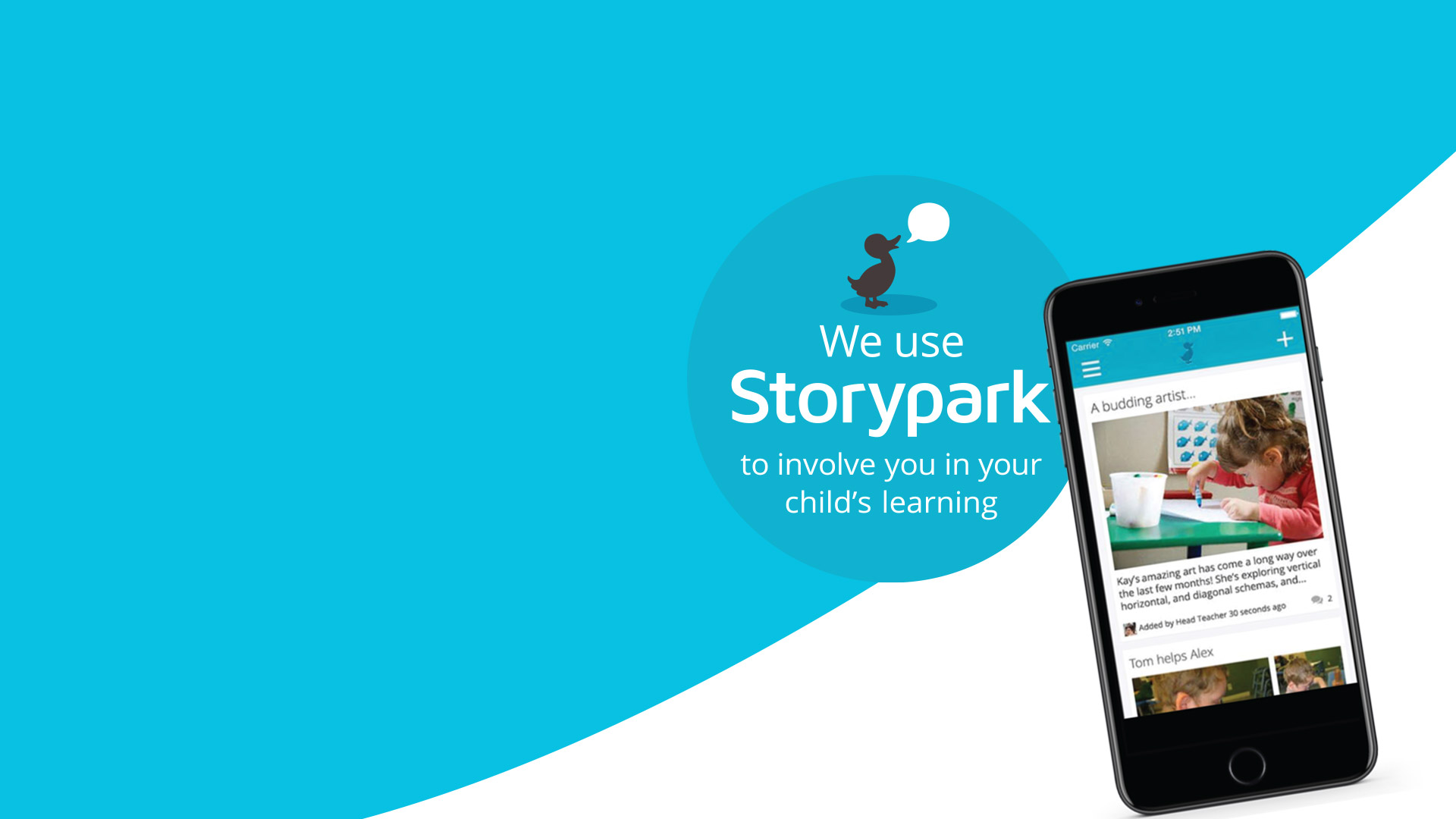 Sacntuary Early Learning uses Storypark