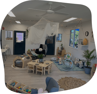 A picture of Sanctuary Ashmore Nursery Room