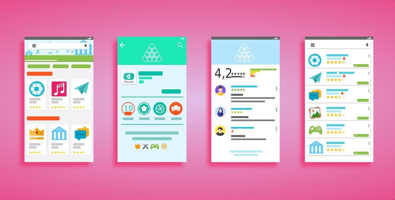 "<img alt=""examples of mobile UI design"">"