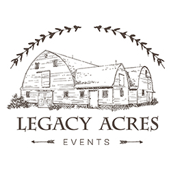 Legacy Acres Events Logo