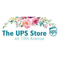UPS Slider Logo
