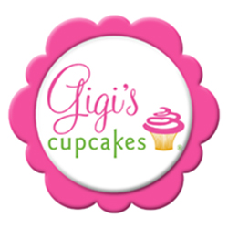 Gigis Cupcakes Slider Logo