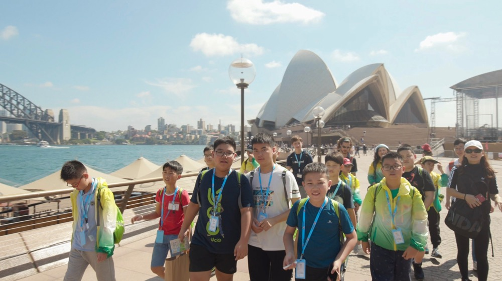 OutBeyond Study Tours | Students from China in Sydney