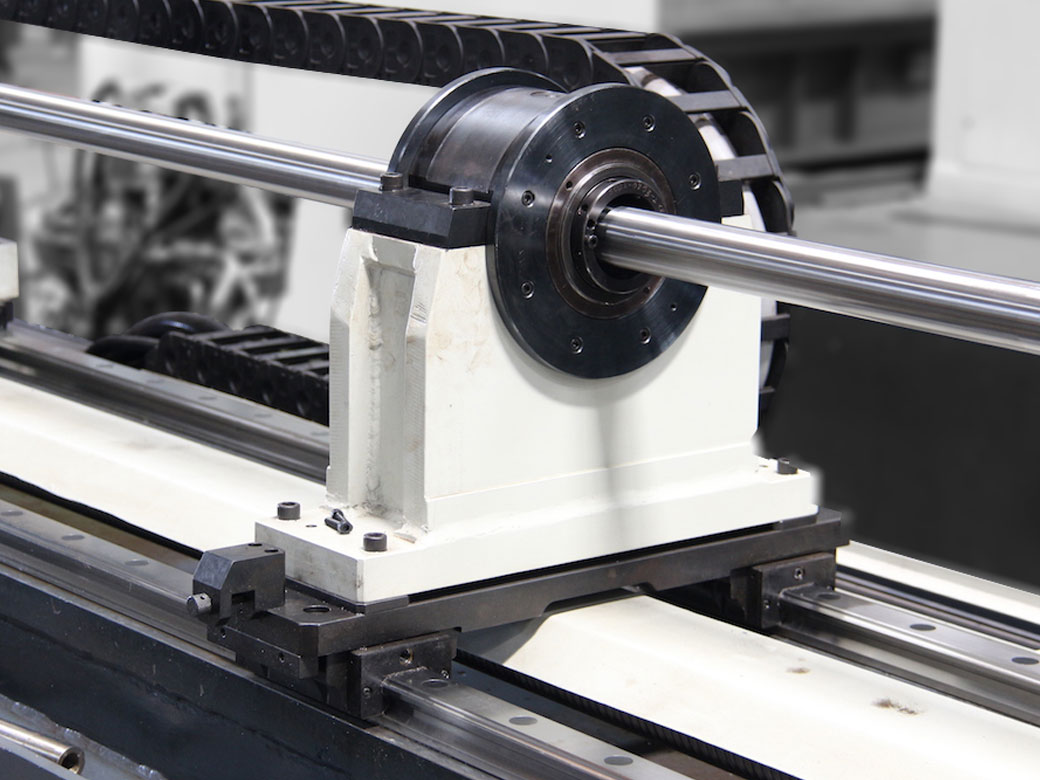 Skiving and Burnishing Tool Support