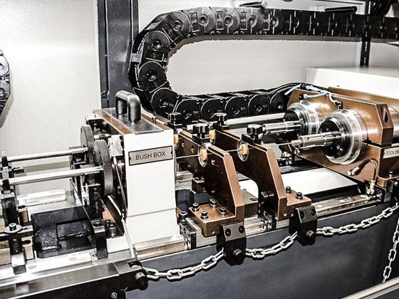 Micro Gun Drilling Machine Tool Slide