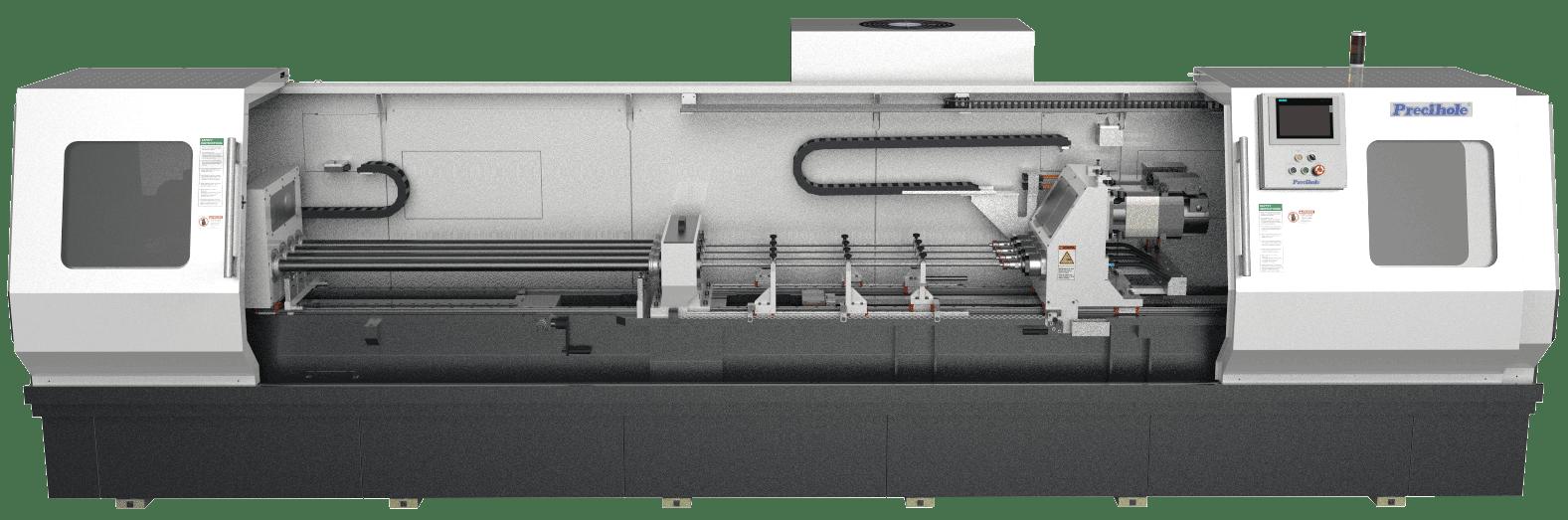 Single Axis Gun Drilling Machine