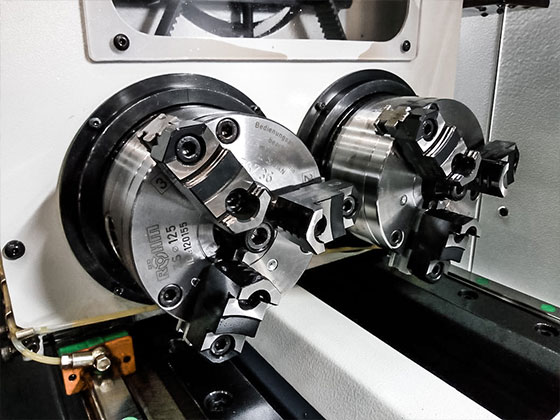 Component Chuck Clamping Gun Drilling