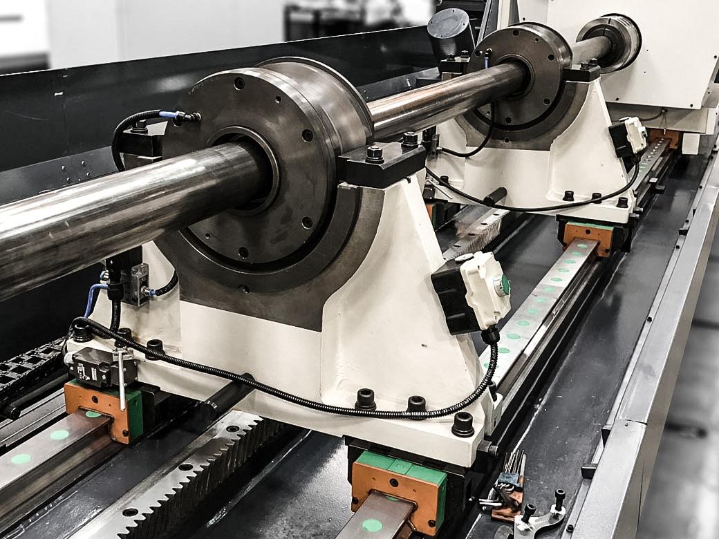 Vibration Dampener BTA Drilling Machine