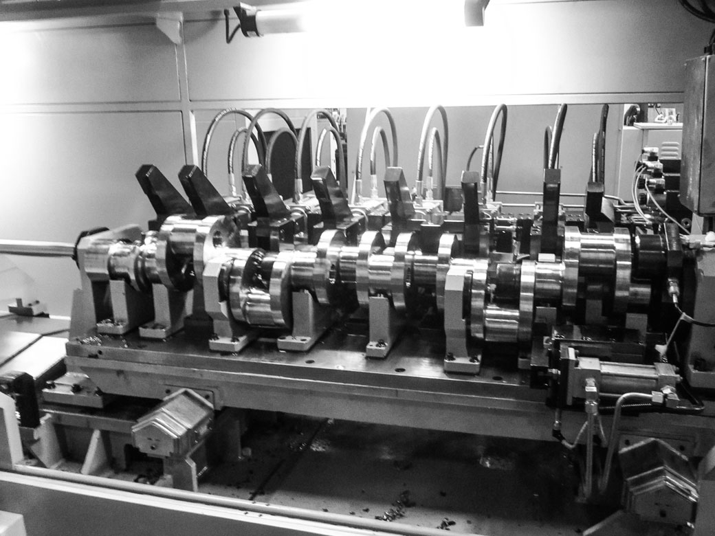Ejector Drilling Machine SPM