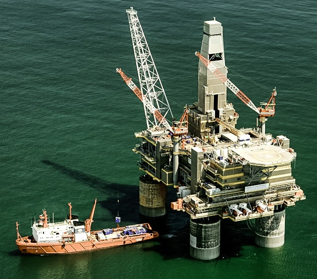 Oil and Gas Deep Hole Drilling Machine